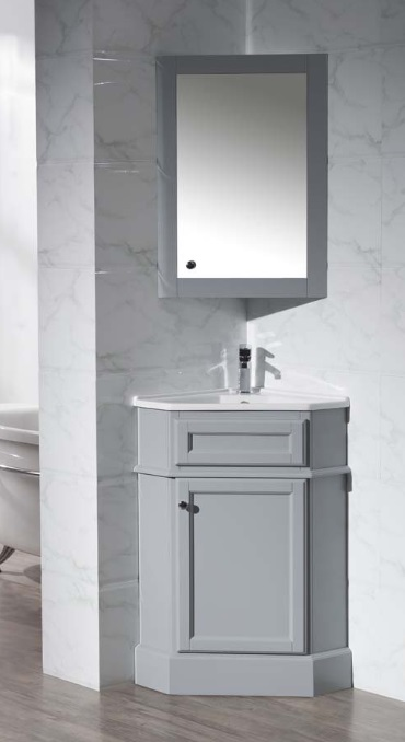 Corner Bathroom Vanities Small